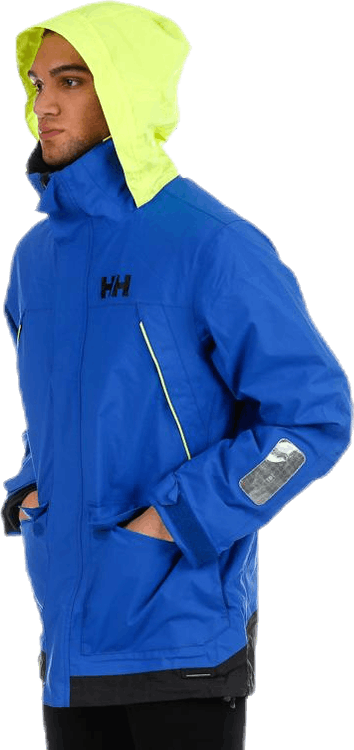Pier Jacket Blue