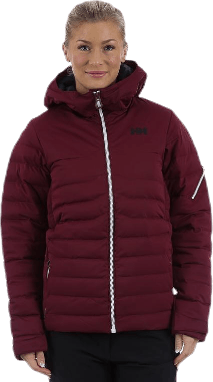 Limelight Jacket Red