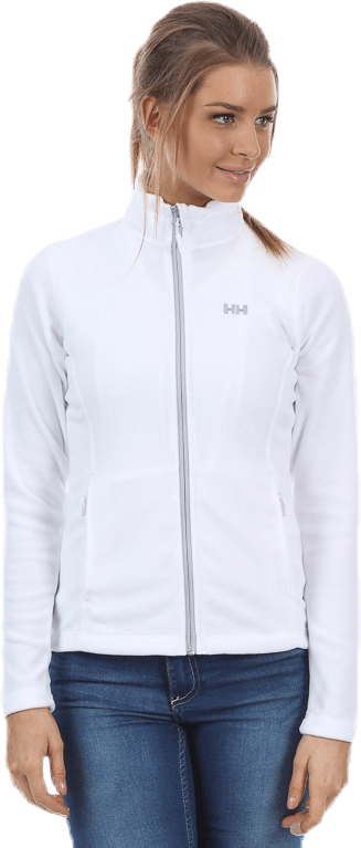 Daybreaker Fleece Jacket White