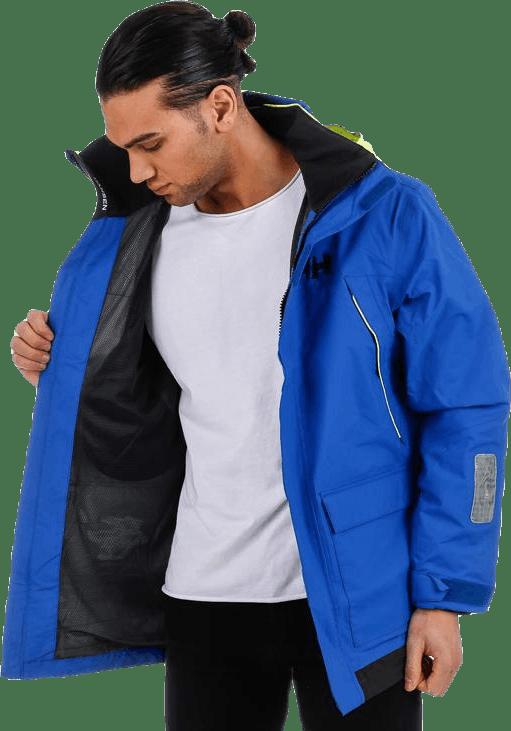 HP Gennaker Jacket Blue