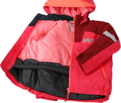 Legend Insulated Ski Jr Pink