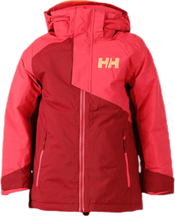 Cascade Jacket Red