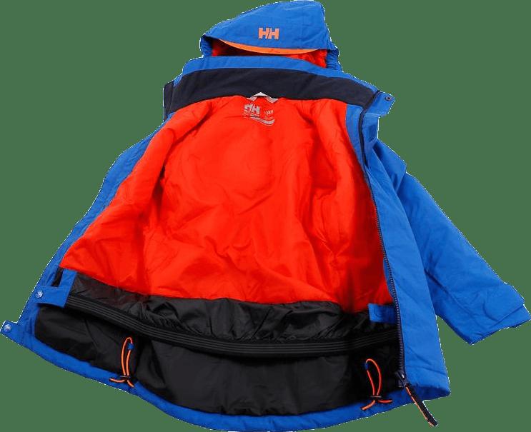 Cascade Jacket Blue