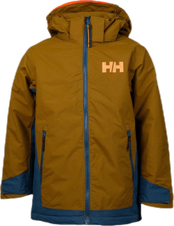 Hillside Ski Jacket Junior Green