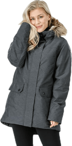 Rana Jacket Black