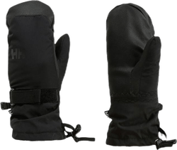 Rider Mittens Junior Black