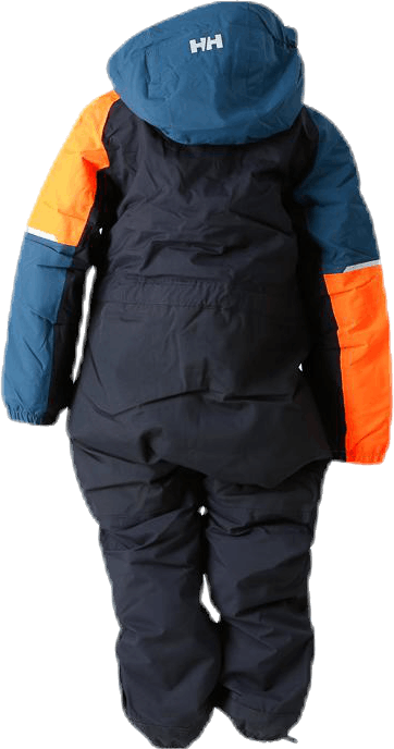 Rider Insulated Overall Blue