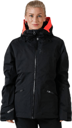 W Glory Jacket Black