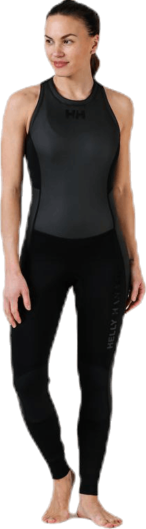 Waterwear Salopette Black