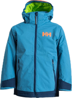 Hillside Ski Jacket Junior Blue