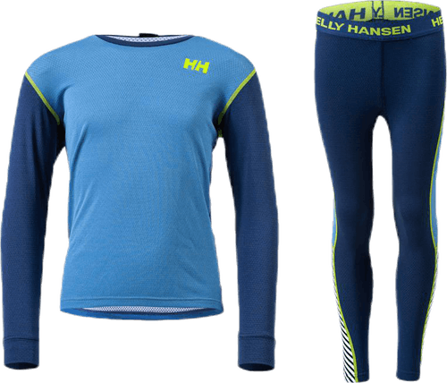 Lifa Active Set Jr Blue