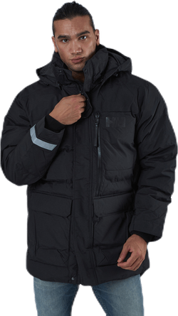 Tromsoe Jacket Black