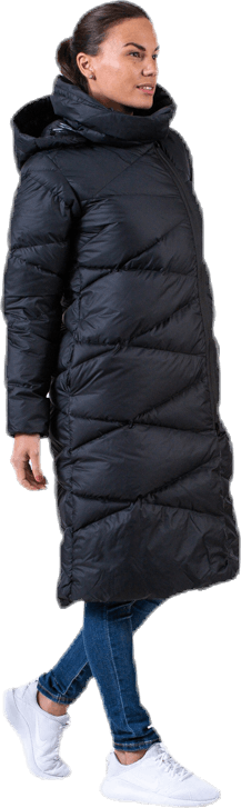 Tundra Down Coat Black