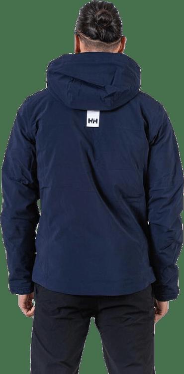 Lightning Jacket Blue