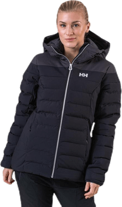 Imperial Puffy Jacket Black