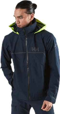 HP Foil Light Jacket Blue