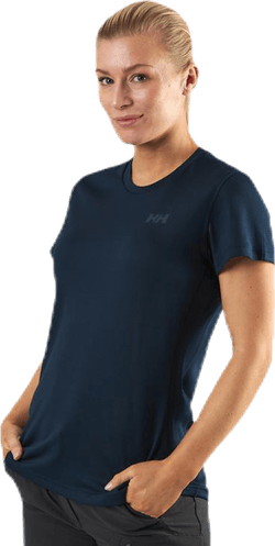 Lifa Active Solen T-Shirt Blue