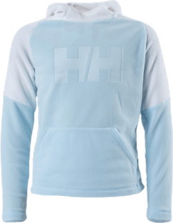 Jr Daybreaker Fleece Hoodie Blue/White