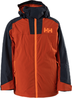 Jr Terrain Jacket Orange