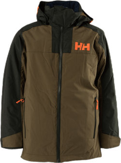 Jr Terrain Jacket Green