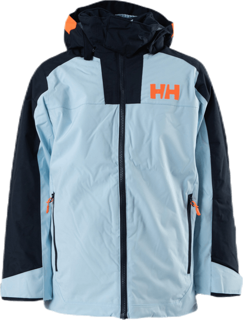 Jr Terrain Jacket Blue