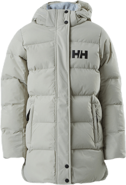 Jr Luca Puffy Parka White