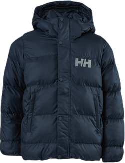 Jr Radical Puffy Jacket Blue
