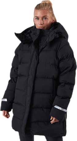 Aspire Puffy Parka Black