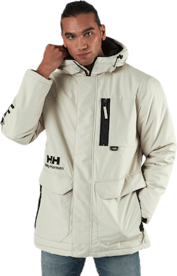 Yu Winter Parka White