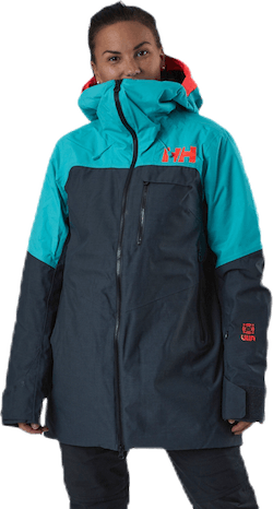 Whitewall Lifaloft Jacket Blue/Grey
