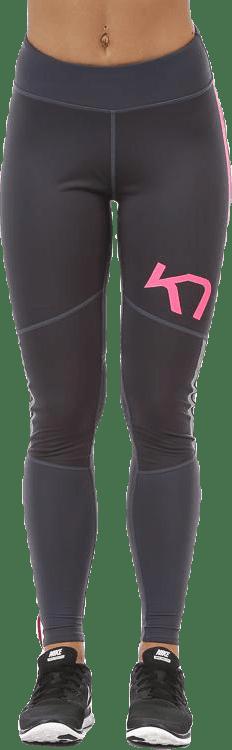 Toril Tights Pink/Grey