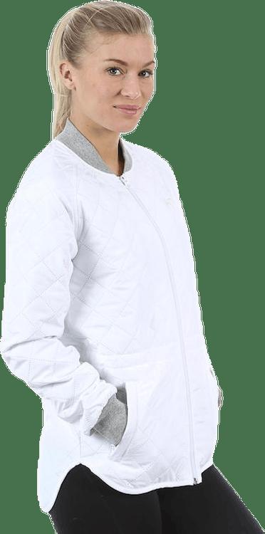 Spilde Jacket White