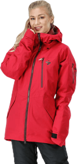 Salvation DryZeal Ins Jacket Red