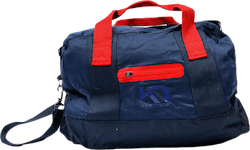Lin Bag Blue/Red