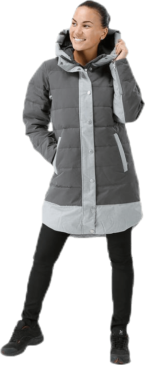 Songve Parka Grey