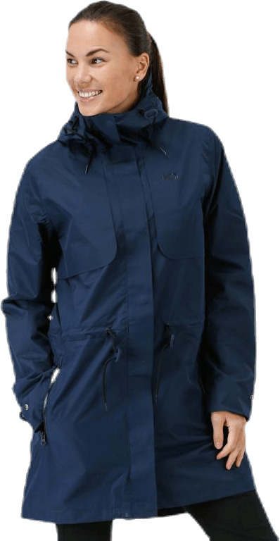 Gjerald Jacket Blue/Grey