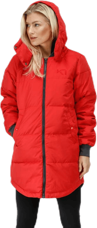 Seim Parka Red
