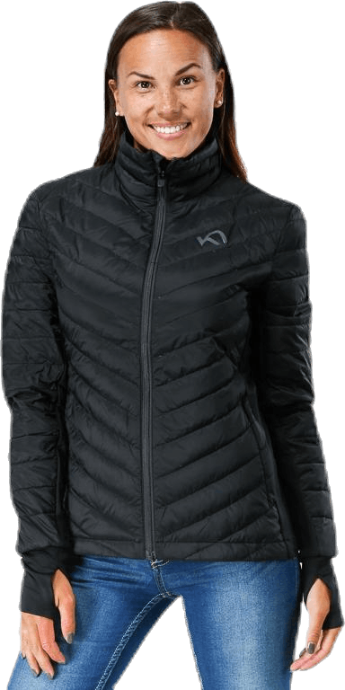 Tove Midlayer FZ Black