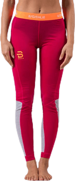 Training Wool Pant Pink