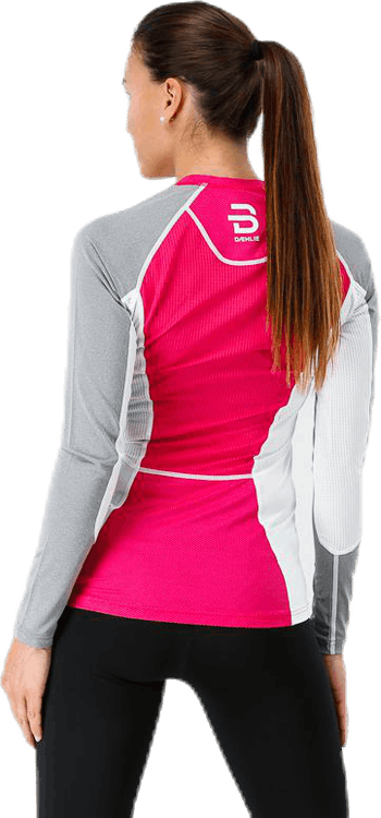 Training Tech LongSleeve Pink
