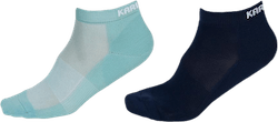 Skare Sock S 2 Pack Blue