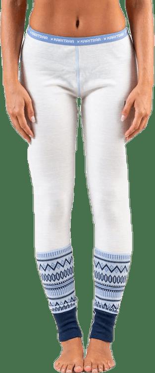 Løkke Pant Blue/White