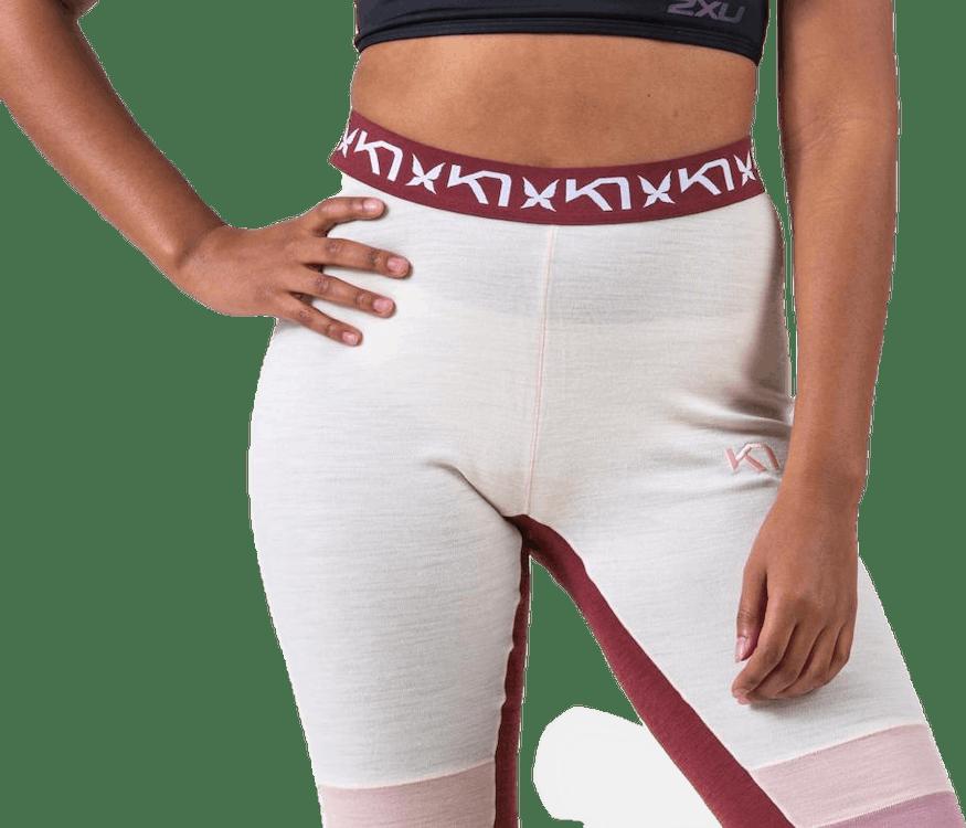 Yndling Pant White/Red