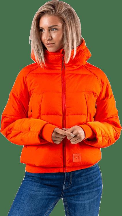 Skjelde Jacket Red