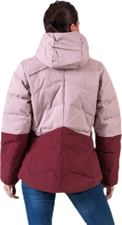 Helicopter Jacket Pink/Red