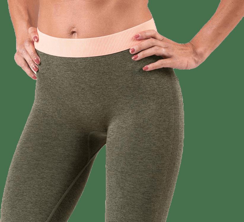 Luftig Pant Pink/Green
