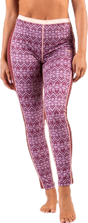 Lune Pant Pink/Red