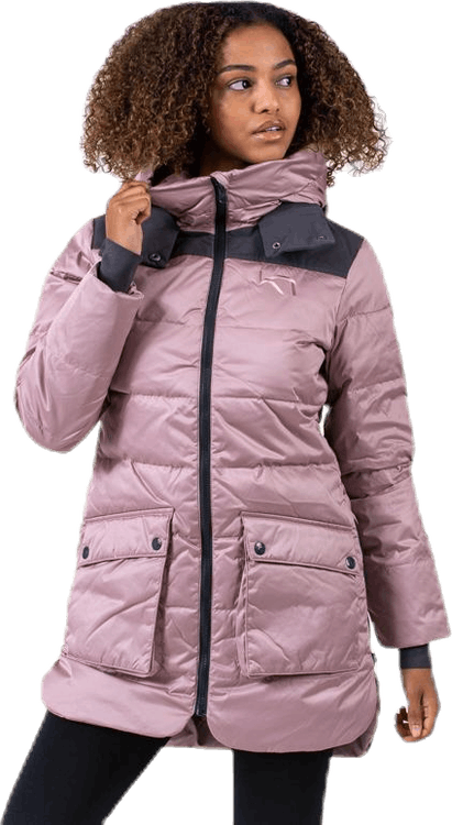 Røthe Parka Pink