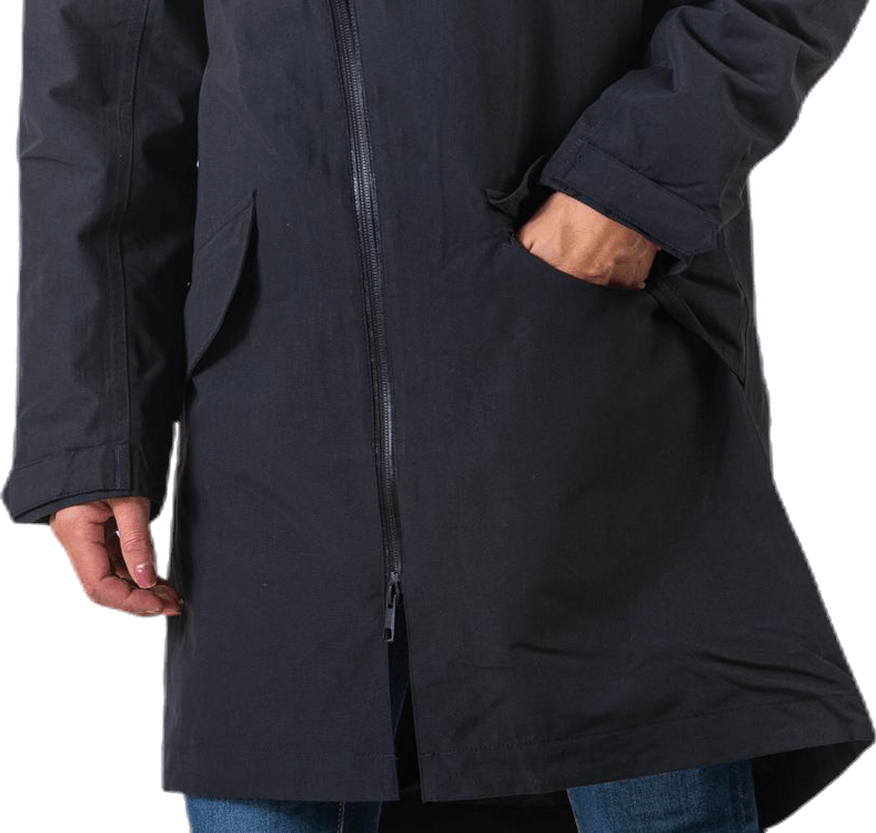 Raundalen L Jacket Black/Red