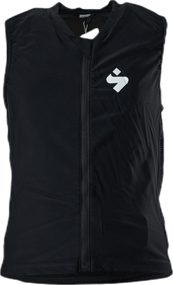 Back Protector Vest Jr Black